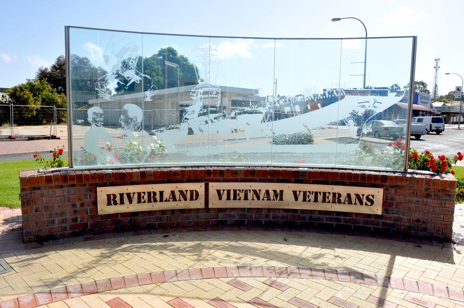 Vietnam Veteran Monument