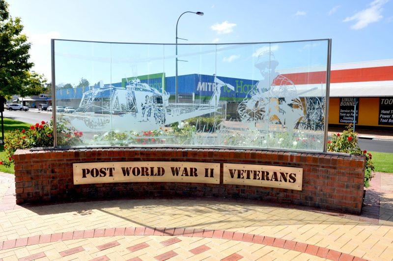 Vietnam War Veteran Monument 2