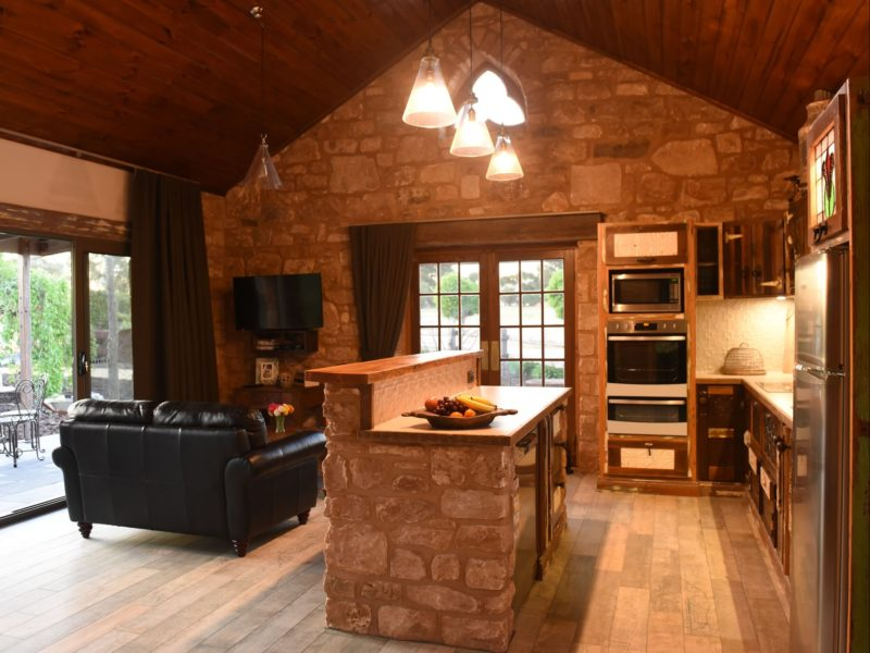 Riverline Cottage Kitchen and Lounge