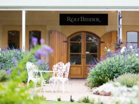 Enjoy the garden with a great Barossa view