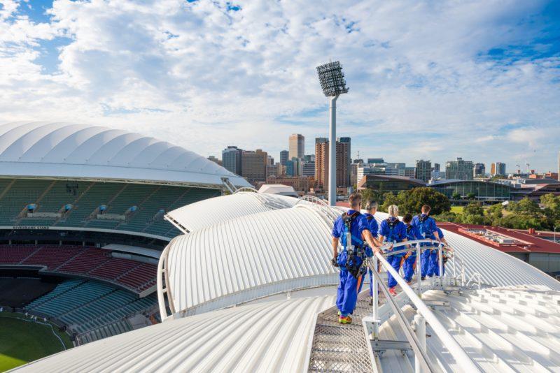 RoofClimb Adelaide Oval