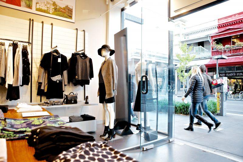 Rundle Street Shopping