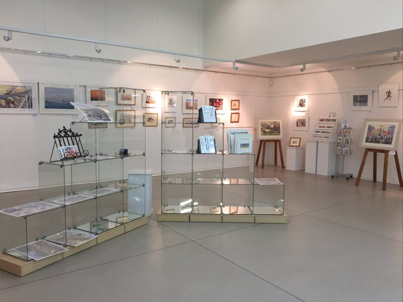 The Ascot Community Exhibition Gallery