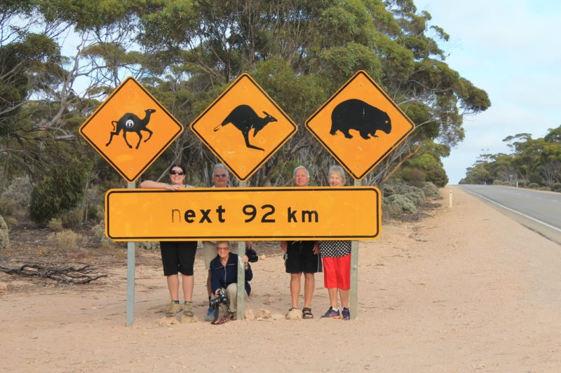 small group Nullarbor tours