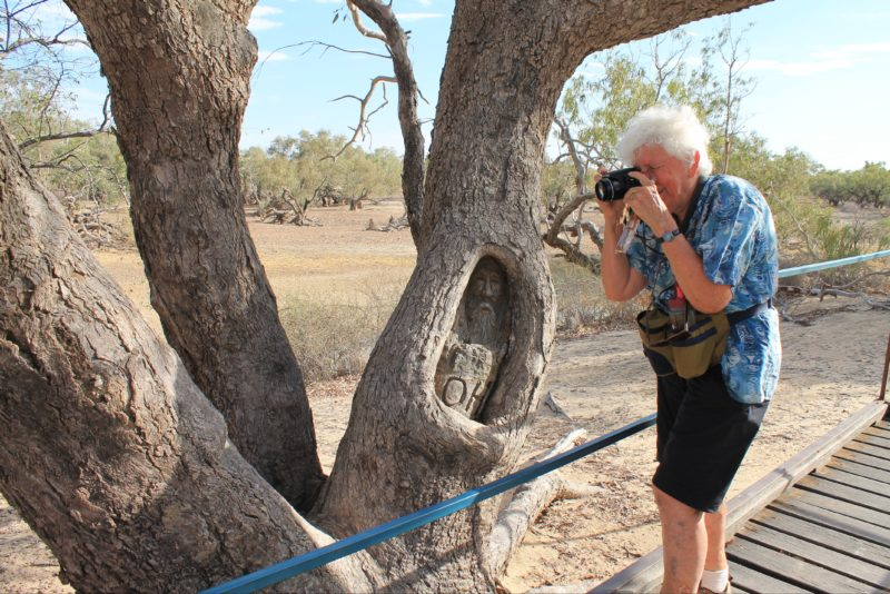 Tour to Innamincka and Burke and Wills Dig Tree