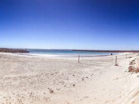 Sailing Club Beach, Wallaroo