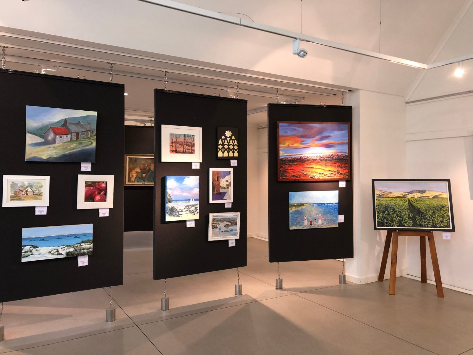 SALA 2018 at The Ascot Community Exhibition Art Gallery