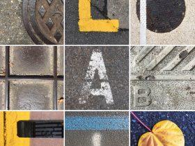 Urban Alpabet by Sally Heinrich