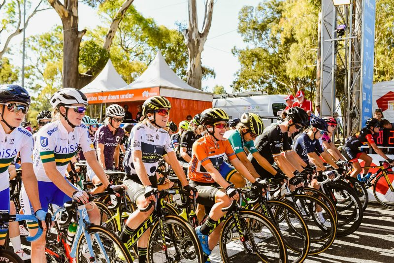 Santos Women's Tour Down Under 2018