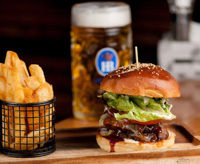 Schnithouse Bull Burger
