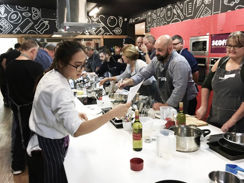 Corporate Cook Off