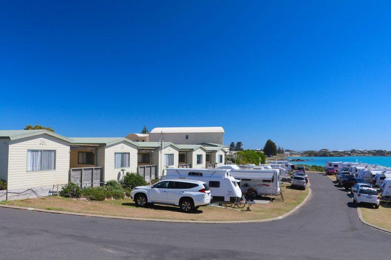 Oceanview Cabins & Sites