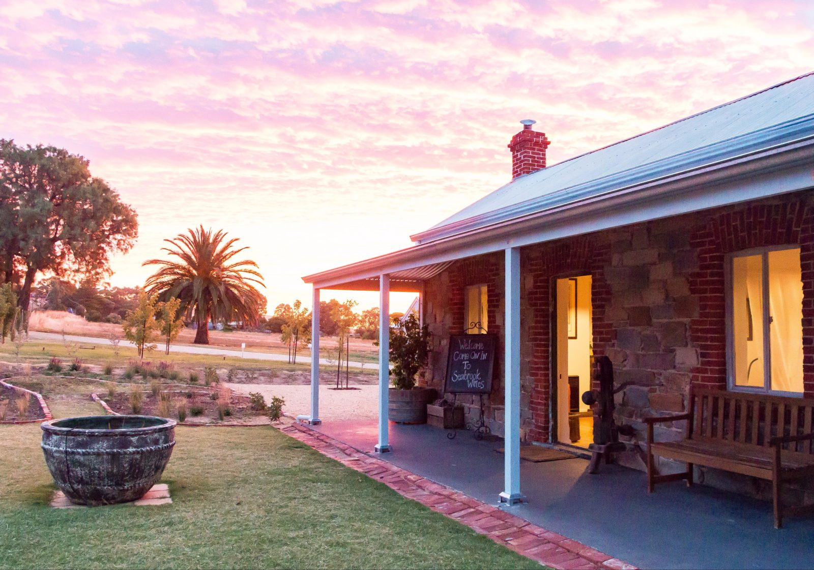 Seabrook Cellar Door