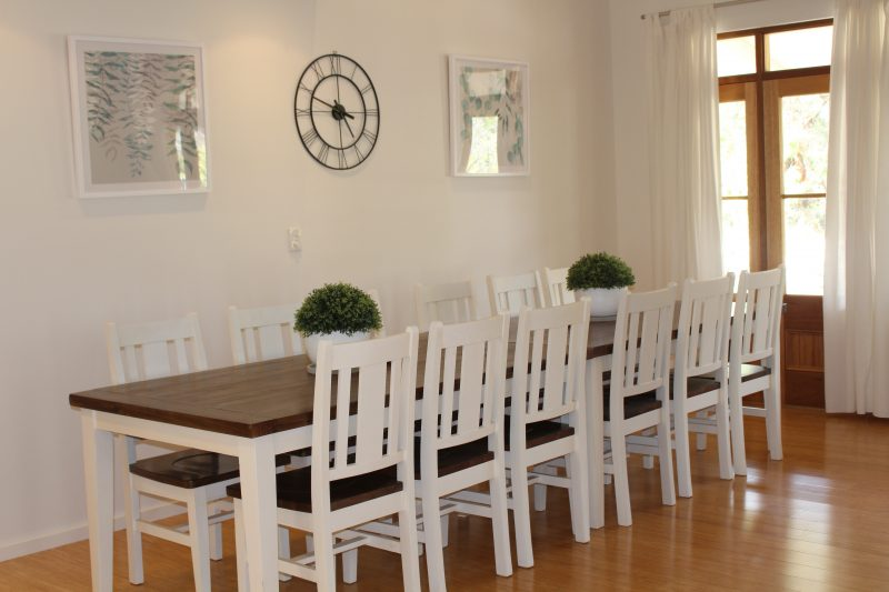 Villa - dining room, perfect for meals with large groups