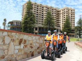 Join the Segway Sensation SA Team and experience all the iconic sights of Glenelg Foreshore precinct