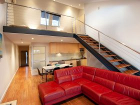 Standard 2br Living space
