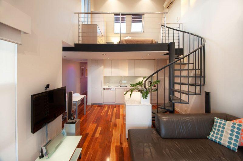 2 bedroom Designer Living + Mezzanine