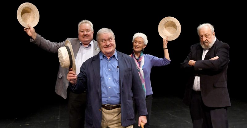 Senior Moments theatre show in Adelaide