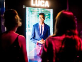 Luca exhibit, SEVEN SIBLINGS FROM THE FUTURE