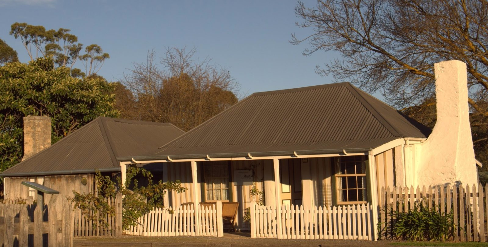 Sharam Cottage