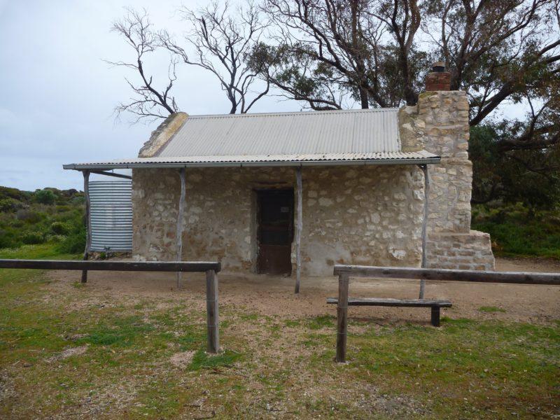 Shepherds Hut, Innes National Park