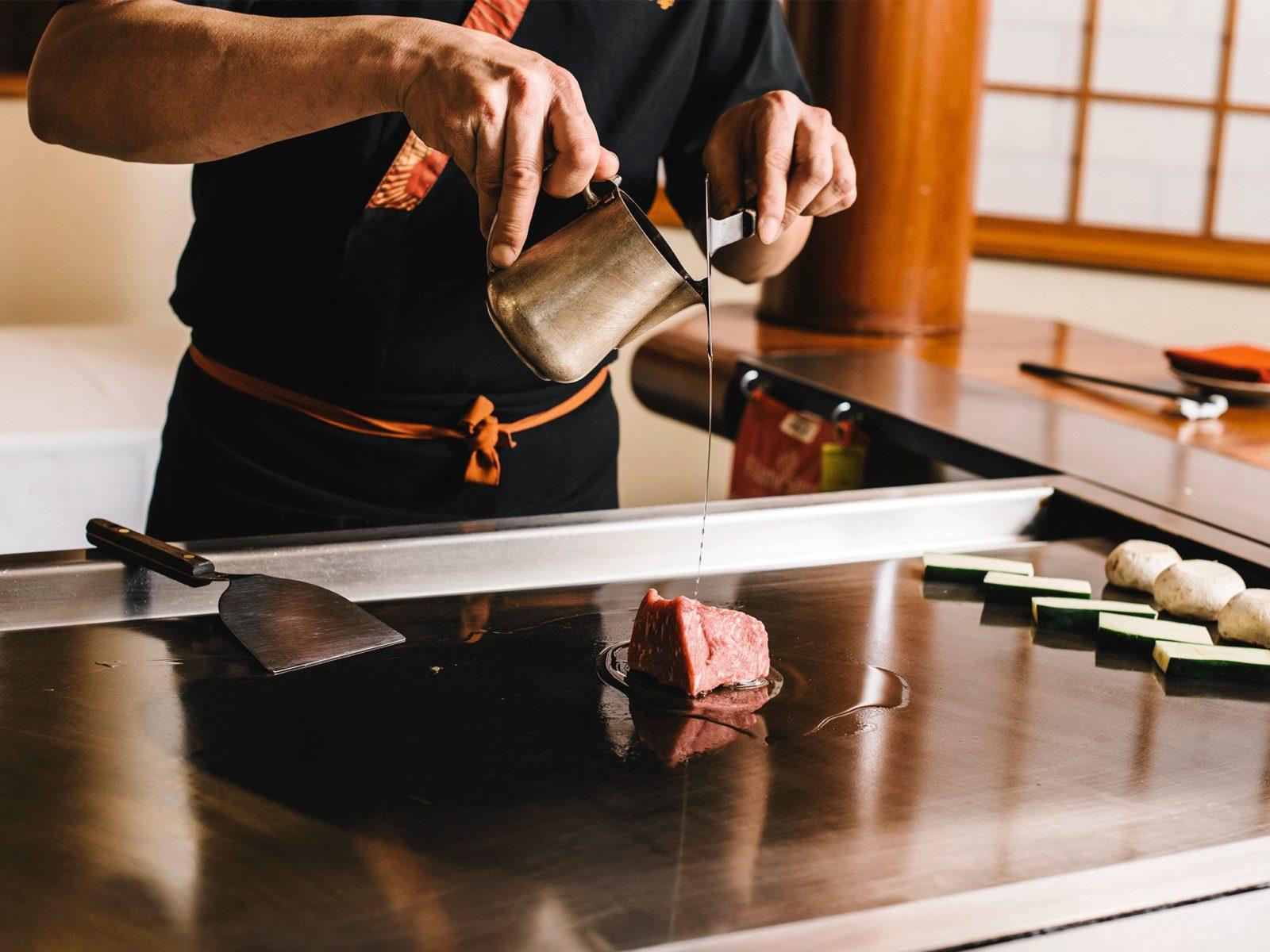 Adelaide Teppanyaki Restaurant