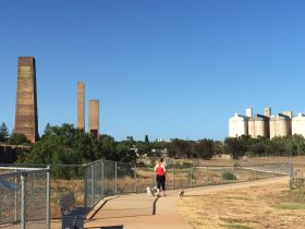 Wallaroo Smelter Trail