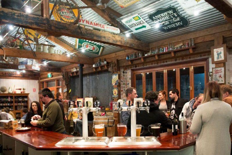 Brewery, quiz night, ales, food