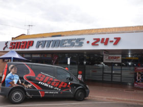 Look for Snap Fitness Whyalla in Patterson St next to Espresso Cafe. Visitors welcome.