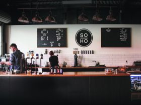 SOHO Coffee Roasters - Warehouse Café