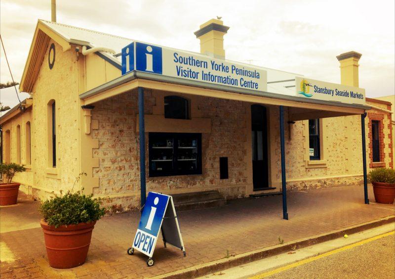 SYP Visitor Information Centre