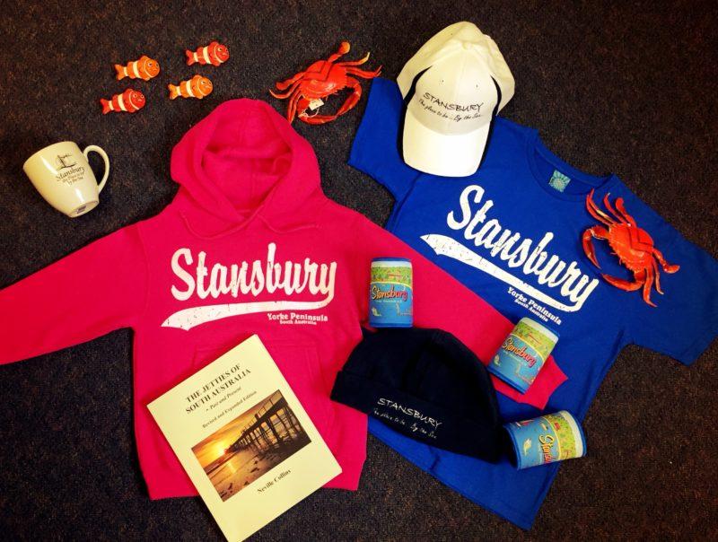 Stansbury Hoodies, Beanies, Stubby Holders