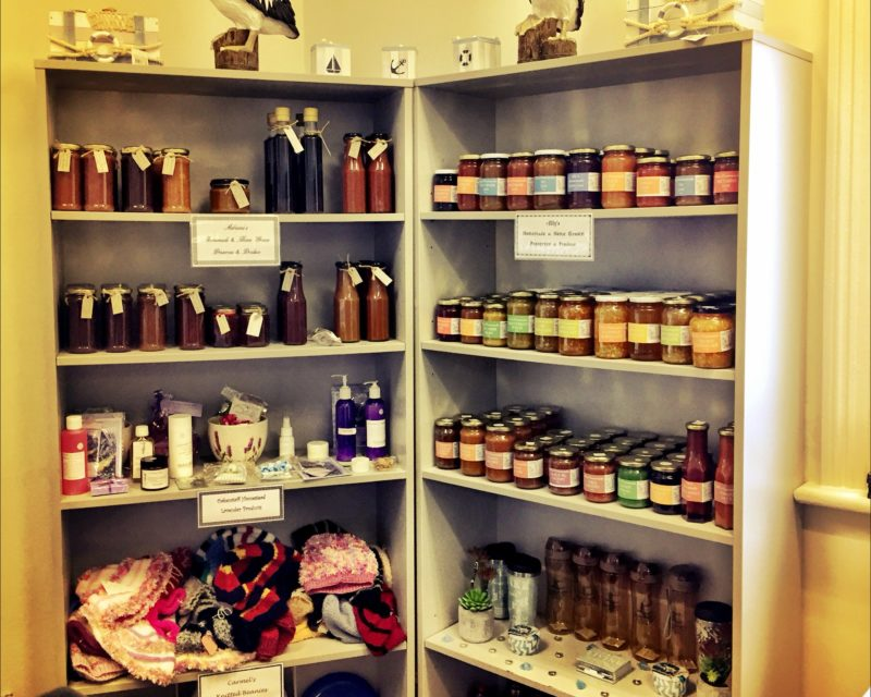 Local Stansbury Preserves and Products
