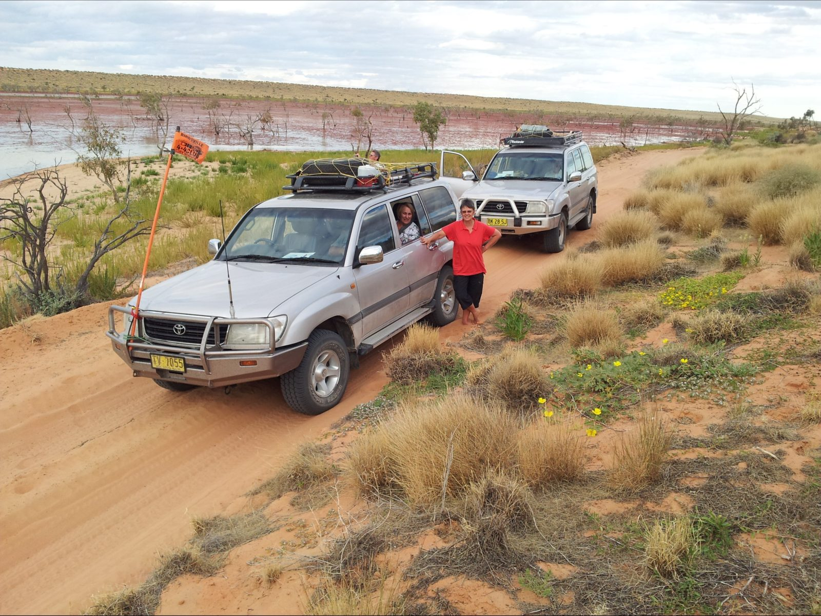 Small Group Personal & Private 4WD Tours with Spirit Safaris
