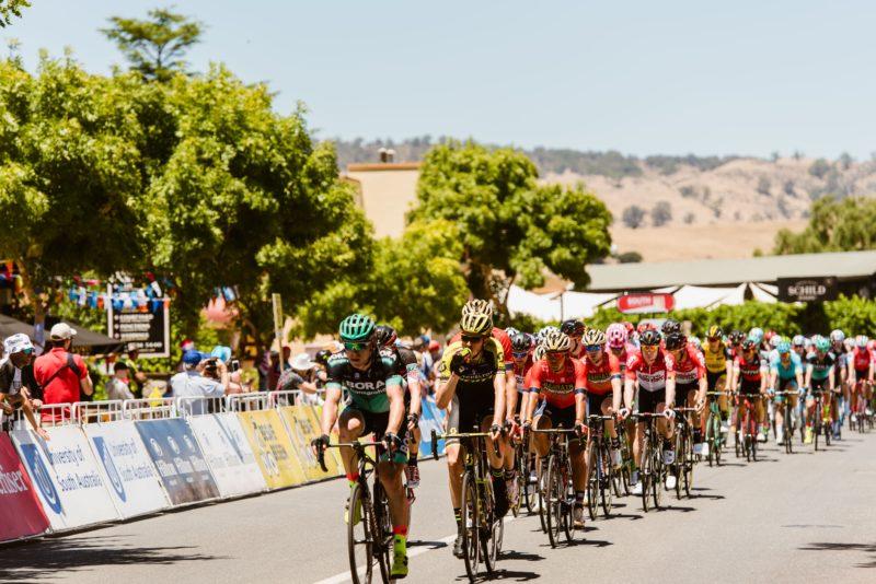 2018 Santos Tour Down Under