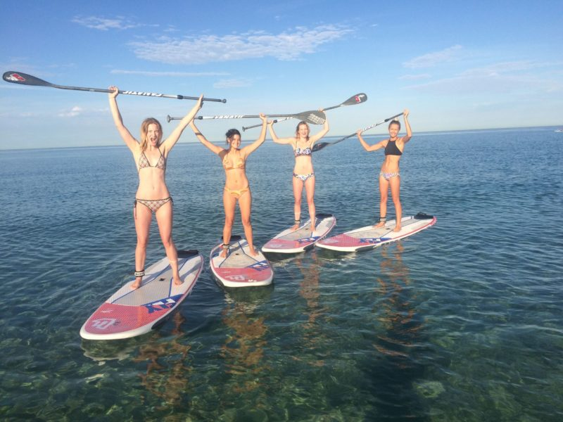 Stand Up Paddle SA, Seacliff Beach South Australia