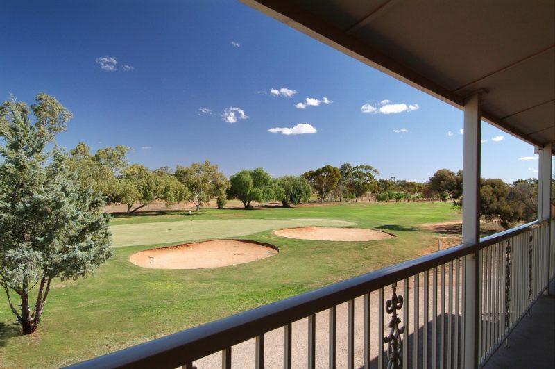 Golf Course in Port Augusta - Standpipe Golf Motor Inn