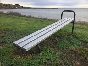 Stansbury Fitness Trail - Sit up board
