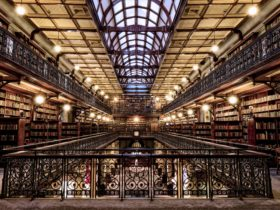 Mortlock Chamber, State Library of South Australia