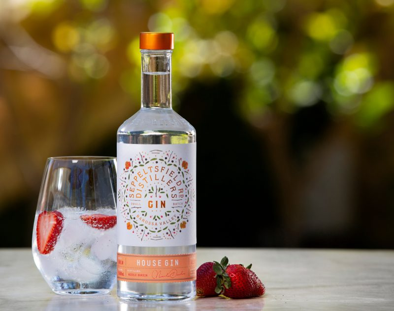 Seppeltsfield Road Distillers Barossa Made House Gin - Top 100 Spirits London Spirits Competition