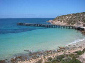 Stenhouse Bay, Innes National Park, Yorke Peninsula, South Australia
