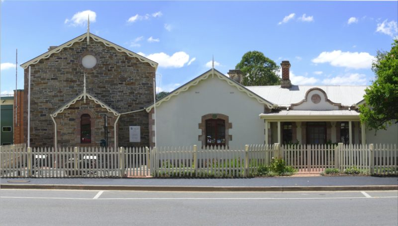 The Strathalbyn Museum since 1974