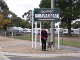 Welcome to Strathalbyn Caravan Park