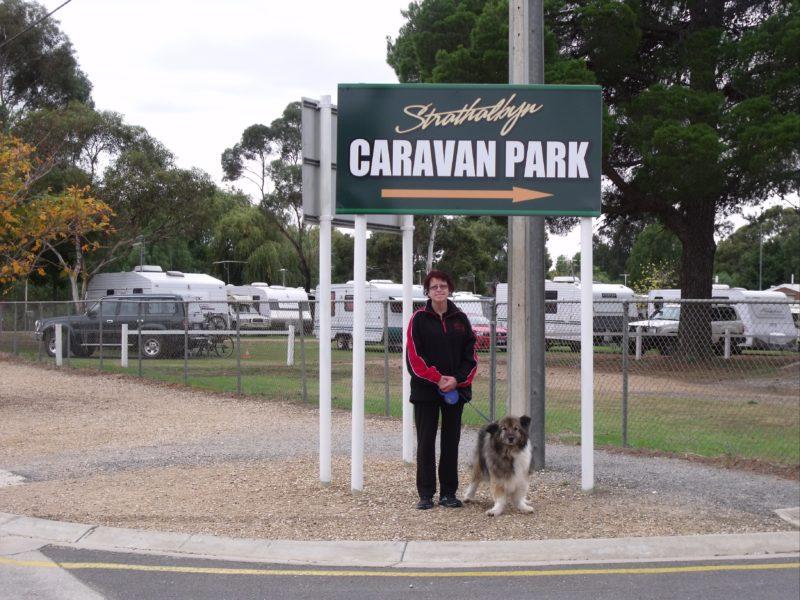 Welcome to Strathalbyn Caravan Park