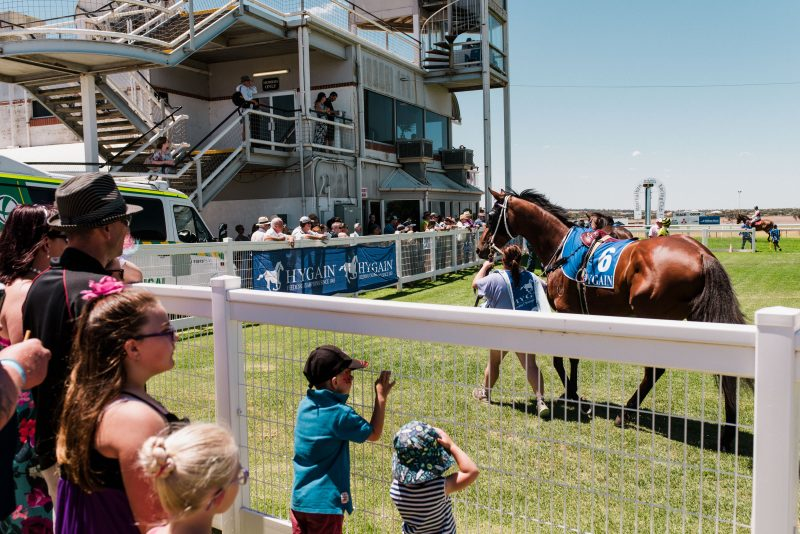Strathalbyn Race Day edit