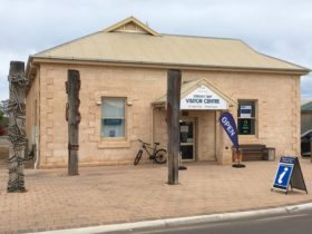Front of Visitor Centre