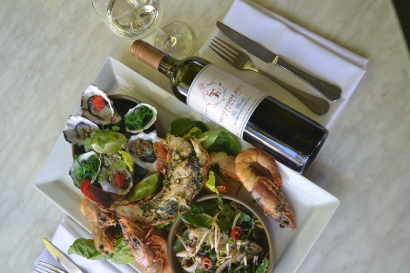 November Special Seafood Platter for 2