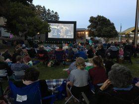 Summer Swell Outdoor Cinema