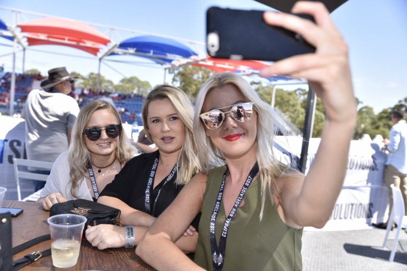 Pit Building Rooftop Bar at the 2017 Clipsal 500 Adelaide