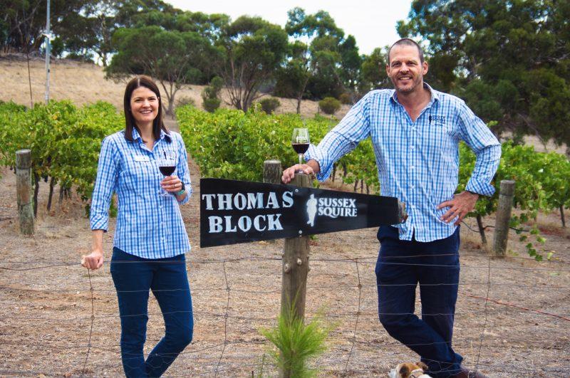 Sussex Squire Wines Premium Wine Tasting Vineyard Tours